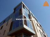 집을%s 티타늄 아연 합성 클래딩