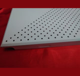 Manufacturer Perforated Acoustic Aluminum Ceiling clouded