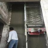Mur automatique plâtrant la machine de plâtre de mur de matériel