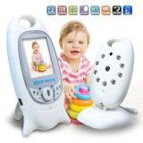 Vb601 2.4GHzの赤ん坊のモニタの無線カメラの夜間視界音楽