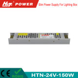 24V 150W amincissent le bloc d'alimentation de commutation de DEL pour le cadre léger