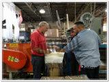 De hete Riem die van het Staal van de Verkoop de Gekleurde Pelletiseermachine van de Vettige Alcohol koelt