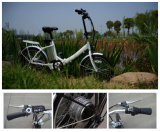 Bas prix à partir de la Chine vélo électrique pliant rechargeable