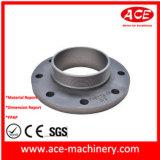 Usinagem CNC alumínio parte da Placa de Orifício de perfuração