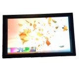 """27 """" 가득 차있는 HD를 거치하는 큰 크기 접촉 스크린 LCD 모니터 벽"""