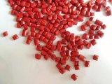 Il LDPE del grado della pellicola ricicla il colore rosso Masterbatch della materia prima