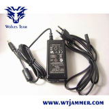 30W 3GPS portátil de bandas de 2.4G 5.8G Drone Jammer