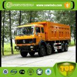 Camion à benne basculante d'exploitation de Beiben 420HP 6X4