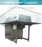 Granulador seco de compressão hidráulico do rolo Gk400 dobro