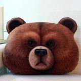 O urso macio da peluche do luxuoso do presente relativo à promoção Home da decoração caçoa o brinquedo