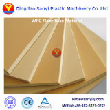 Le WPC PVC en plastique de la ligne de production de plancher/Machine d'Extrusion