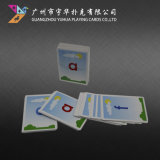 주문을 받아서 만들어진 게임 카드 교육 카드 Flashcards