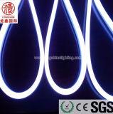 Flexibles Neonlicht LED-wasserdichtes Belüftung-8*16mm für Weihnachtsim freiendekoration