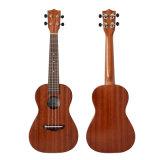 Все твердые из красного дерева и концертного качества String Ukulele 23