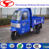 Un camion delle 3 rotelle con la carrozza da vendere