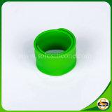 Пустые силиконового герметика бить браслет для рекламных подарков