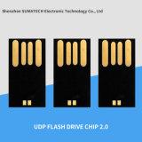 Водонепроницаемая USB-Chip UDP для USB-диск емкостью 128 ГБ