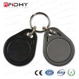 Бирка RFID ключевое Tag/RFID ключевой Fob горячего сбывания водоустойчивая NFC ISO 14443A
