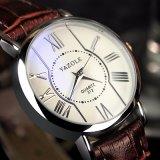 H312 Yazole Form-Paar-Uhr für Männer und Frauen imprägniern Uhr