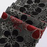 100% de tecido de poliéster com Novo Design de tecido de revestimento