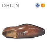 Les hommes d'Oxford de bonne qualité des chaussures en cuir chaussures formelle