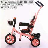Fábrica, el triciclo de plástico de alta calidad de bicicletas para niños
