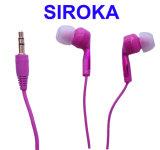 Colorful écouteurs avec micro portable, Marque Copier