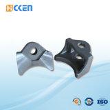Peças não padronizadas personalizadas da carcaça do ferro Qt600