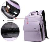 Um verdadeiro luxo casual mochila Laptop Bag Sacos de mochila escolar