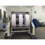 alta velocidade do papel de rolo enorme de 1800mm que corta e máquina do rebobinamento