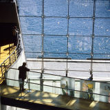 Внешнее изготовление конструкции и пункт инженерства поддержали стеклянную ненесущую стену
