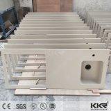 Hersteller-fester Oberflächenausschnitt-Kücheacrylsauercountertop