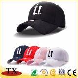 Выдвиженческая пустая бейсбольная кепка крышки с таможней логоса