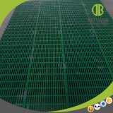 Deba Brother Hot for Sale 600*600mm Green Plastic Piglet Floor