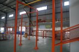 Elektrostatische Puder-Beschichtung-Zeile für Stahlprodukte
