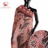 Tessuto francese del merletto di Tulle di modo di alta qualità nuovo