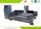 Standardstein CNC-Fräser-Maschine für Marmorgranit-Blaukugel-Keramik