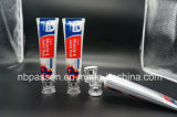 Skincare plástico que empacota a câmara de ar macia cosmética com tampão de parafuso (PPC-ST-022)