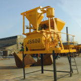 Vollautomatische Fertigmaschine des betonmischer-Js500