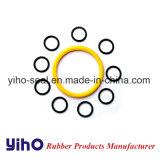 La silicona/EPDM/SBR/NBR/Viton FKM (caucho) de tamaños de la junta tórica