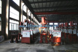 Máquina de desenho profundo hidráulica do cilindro de gás do LPG