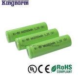 低い自己放電AA 2000mAhのニッケル金属水素化合物電池