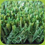 Relvado artificial não de enchimento para o mini campo de futebol