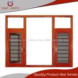 Tissu pour rideaux anti-vol Windows de Chaleur-Isolation de bâti en aluminium