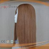 Parrucca diritta serica delle donne dei capelli brasiliani (PPG-l-0492)