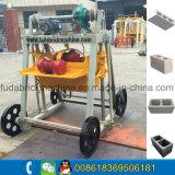 Vendita della macchina per fabbricare i mattoni mobile popolare buona in Cina