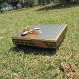 OEM는 사탕 /Chocolate /Sweety를 위한 서류상 & 나무로 되는 선물 수송용 포장 상자를 주문을 받아서 만든다