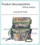 De Zak van het Hulpmiddel van de Beurs van de TuinbouwElektricien van de camouflage
