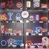 Lampada al neon fredda personalizzata regalo di Guiater del tubo di vetro di festival di Hotselling