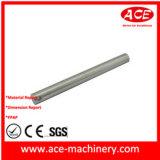 Часть CNC поворачивая стального шкива
